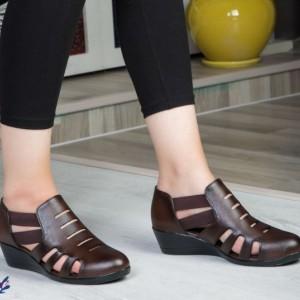 کفش راحتی چرم-تصویر 4