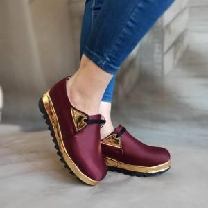 کفش زنانه پارچه ای