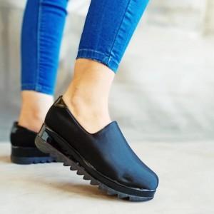 کفش زنانه پارچه ای-تصویر 4