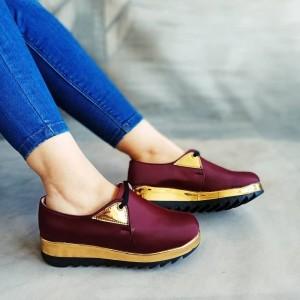کفش زنانه پارچه ای-تصویر 2