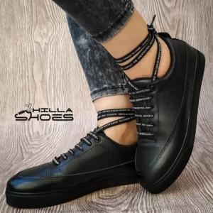 کفش کتانی ونس چرم بندی-تصویر 5