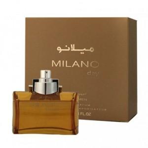 ادکلن طلایی زنانه میلانو ۱۰۰miL