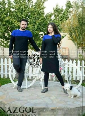 ست همسرانه تیشرت کد ۵۶۶-تصویر 4