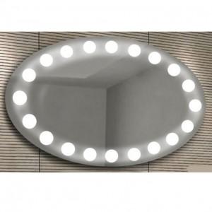 آینه تاچ LED بیضی کد 006