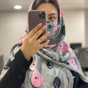 ماسک و روسری دکمه-تصویر 2