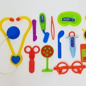 اسباب بازی ست پزشکی (دکتری)-تصویر 2