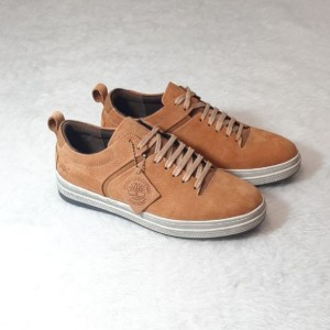 کفش مردانه چرم طبیعی مدل تیمبرلند-تصویر 2