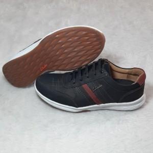 کفش مردانه چرم طبیعی مدل پازل-تصویر 3