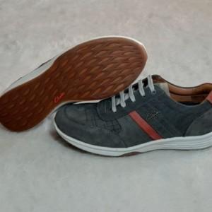 کفش مردانه چرم طبیعی مدل پازل-تصویر 2