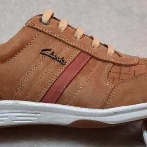 کفش مردانه چرم طبیعی مدل پازل-تصویر 5