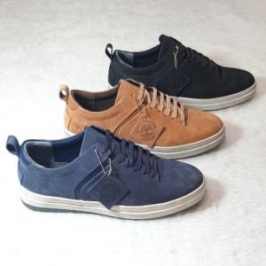 کفش مردانه چرم طبیعی مدل تیمبرلند