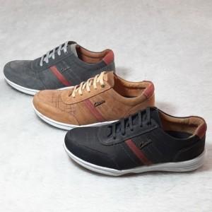 کفش مردانه چرم طبیعی مدل پازل