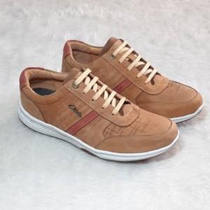 کفش مردانه چرم طبیعی مدل پازل-تصویر 4