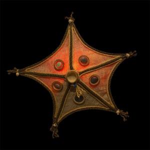 آباژور چتری دیواری مدل لَنگا