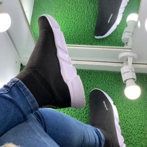کفش کتانی ساق بلند بالنسیاگا مردانه-تصویر 3