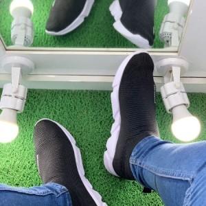 کفش کتانی ساق بلند بالنسیاگا مردانه-تصویر 5