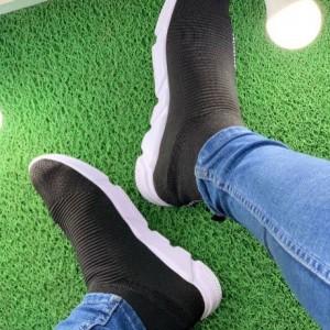 کفش کتانی ساق بلند بالنسیاگا مردانه-تصویر 2
