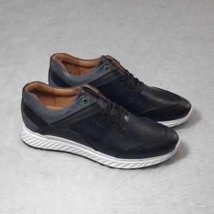 کفش مردانه چرم طبیعی مدل شاهین-تصویر 2
