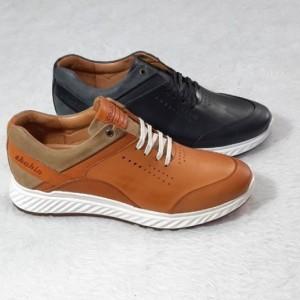 کفش مردانه چرم طبیعی مدل شاهین-تصویر 5