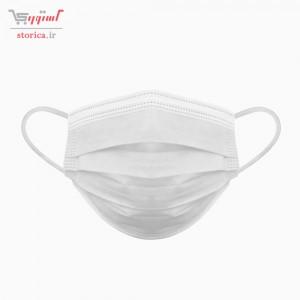 ماسک سه لایه پزشکی (فیلتر ملت) بسته 200 عددی-تصویر 5