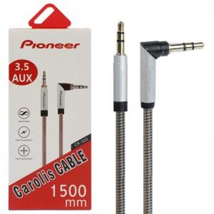کابل فلزی Pioneer CR-520 AUX 1.5m یکسر L