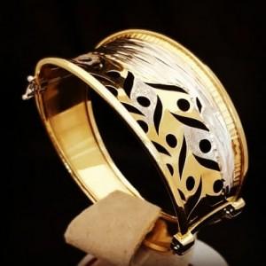 دستبند طلای ۱۸ عیار