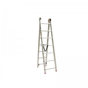 نردبان 2 تکه 14 پله مدل اکسلنت