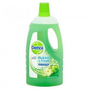پاک کننده همه منظوره سیب سبز دتول Dettol