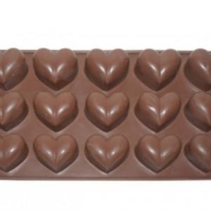 قالب شکلات طرح قلب مدل 01