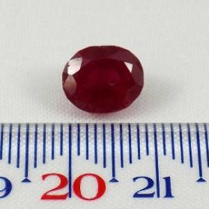 سنگ یاقوت سرخ جواهرسیتی کد TG195-تصویر 4