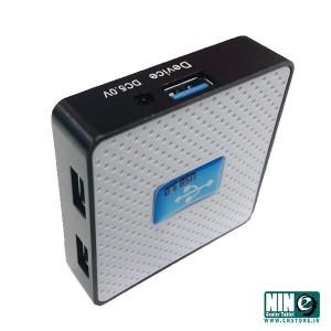 هاب 4 پورت USB 3.0 ایکس پی
