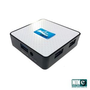 هاب 4 پورت USB 3.0 ایکس پی-تصویر 3
