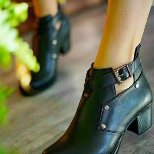 کفش چرم برند-تصویر 2
