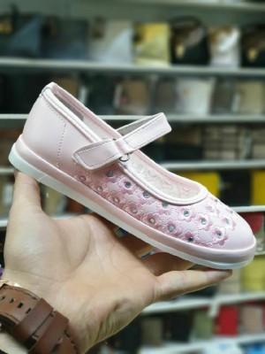 کفش گلدار بچه گانه