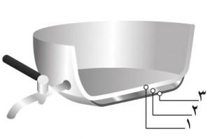 ست کتری و قوری سنسی مدل آلفیو 6 لیتری-تصویر 4
