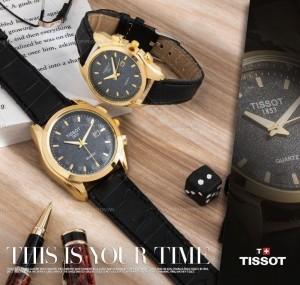 ساعت ست Tissot
