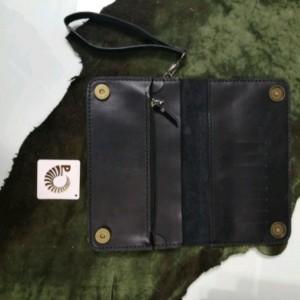 کیف پول چرم طبیعی دستی بندک دار مردانه-تصویر 2