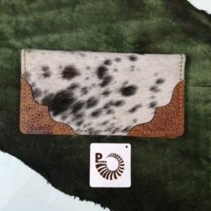 کیف پول چرم طبیعی بز دولت-تصویر 2