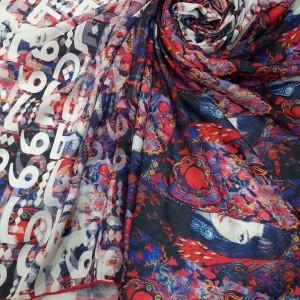 روسری یلدایی برند حدیث-تصویر 2