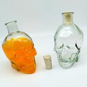 بطری طرح جمجمه-تصویر 2