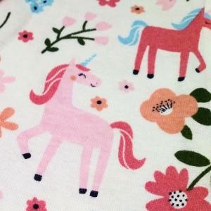 ست 3 تکه لباس نوزادی دخترانه کارترز طرح اسب تک شاخ-تصویر 3