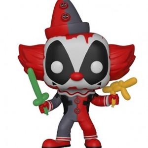 فیگور فانکوپاپ مدل Clown Deadpool