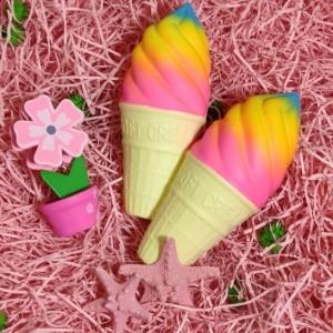 اسکوییشی بستنی سه رنگ