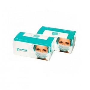 ماسک تنفسی سه لایه فیس ماسک بسته 50 عددی-تصویر 5