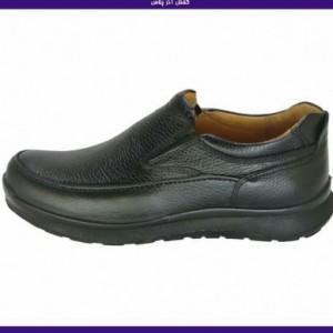 کفش مدل آراز مردانه تمام چرم-تصویر 4