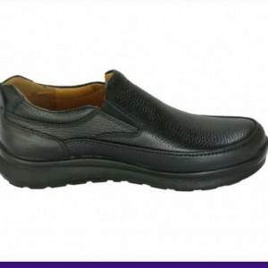 کفش مدل آراز مردانه تمام چرم-تصویر 3
