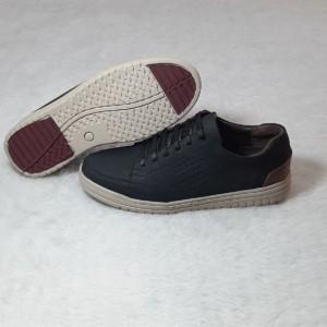 کفش مردانه چرم طبیعی کد 103-تصویر 3