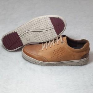 کفش مردانه چرم طبیعی کد 103-تصویر 2