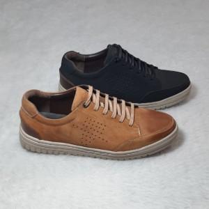 کفش مردانه چرم طبیعی کد 103
