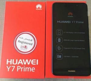 فروش ویژه هوآوی مدل y7 prime